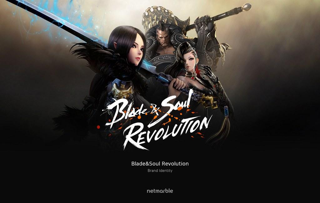 Open Blade Soul Revolution