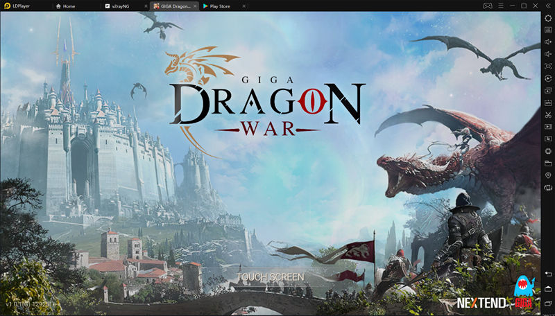Play giga dragon war