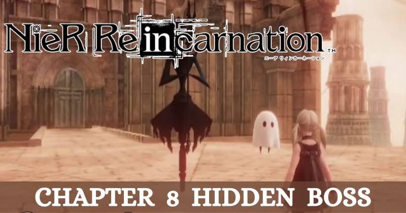 Nier Reincarnation Can You Beat the Tatarigami   Chapter 8 Hidden Boss