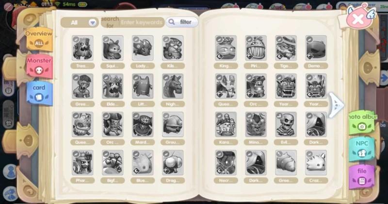 Ragnarok X Next Generation Cards