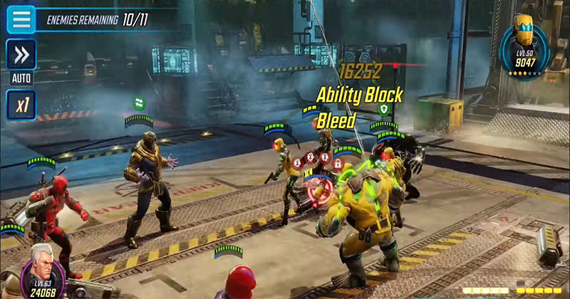 Quick Tips To Win Over On Marvel Strike Force