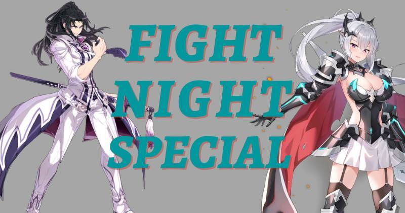 Epic Seven Fight Night Special and the Free Unequip Event is happening now