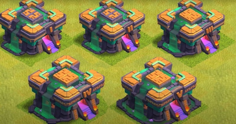Clash of Clans Town Hall Level 14 Update – Complete Patch Notes