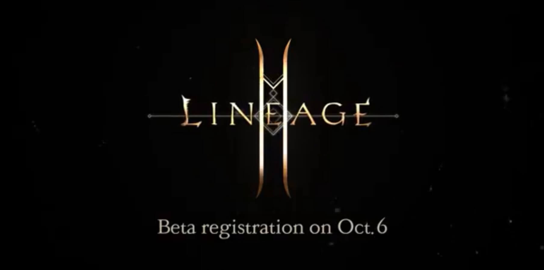 Lineage 2M pre-registrations to start soon: Global release on November 25. 2021