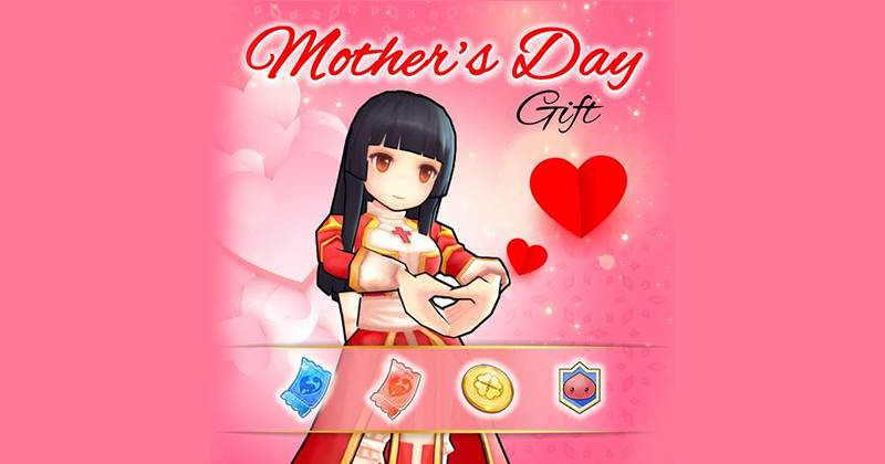Ragnarok M Eternal Love: Mothers Day Gift (One-Time) and Kindness Donation Drive