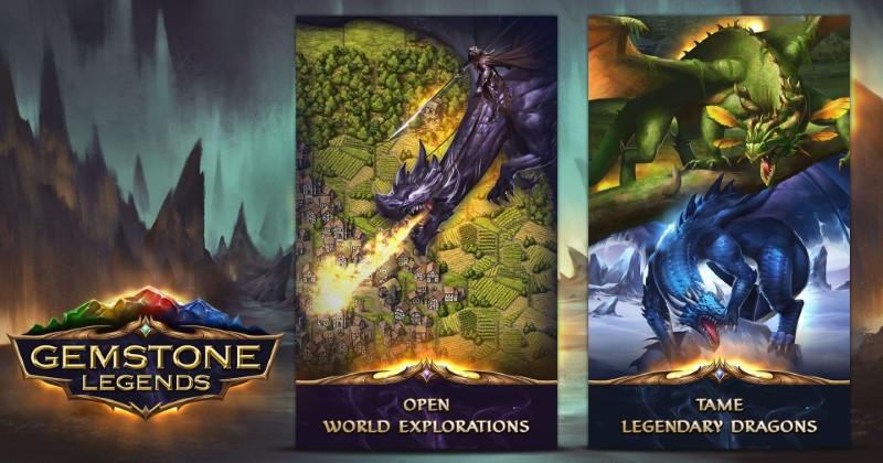 Gemstone Legends