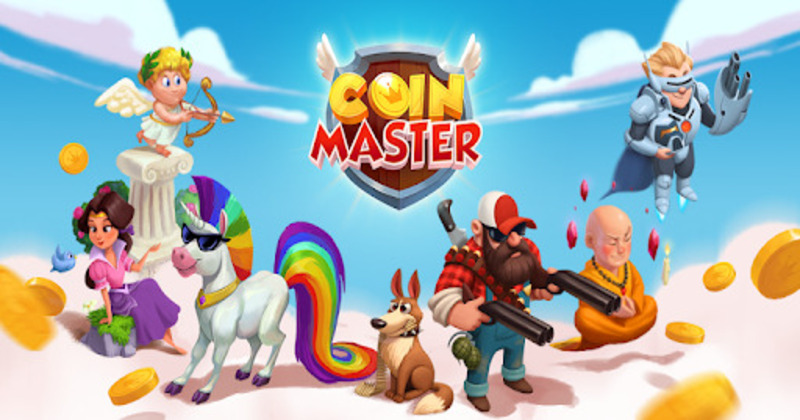 COIN MASTER – Ultimate Crucial Tips & Trick To Dominate The Game