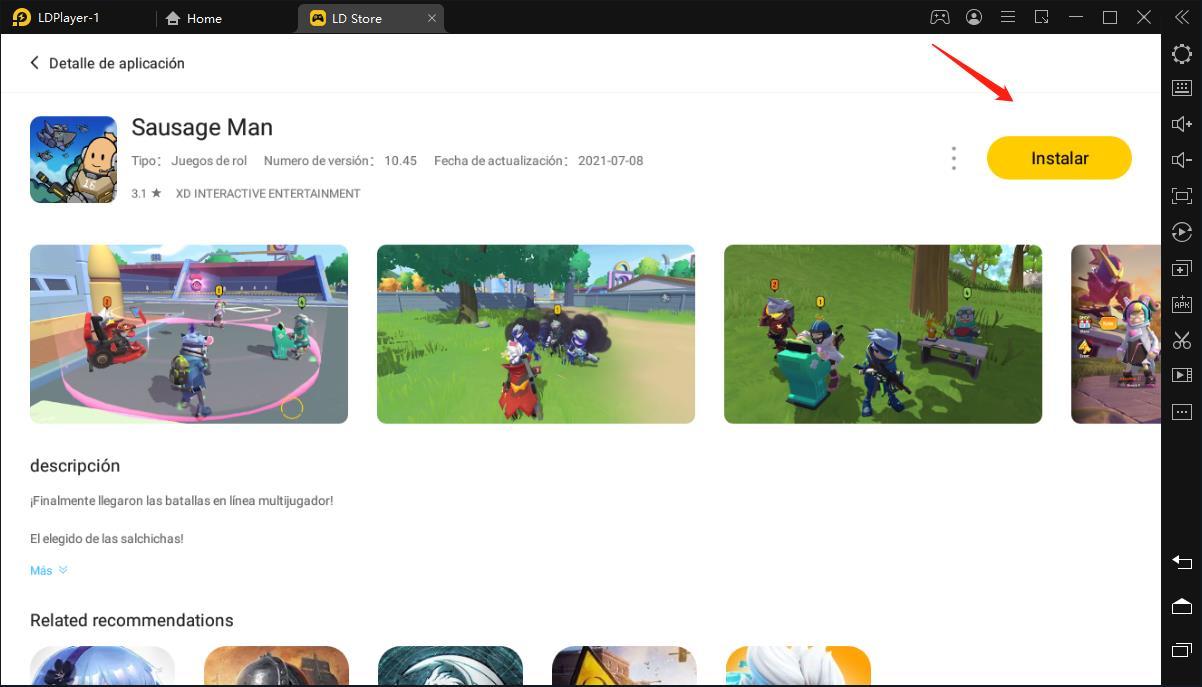 Cómo descargar Sausage Man para PC (Windows) 2021