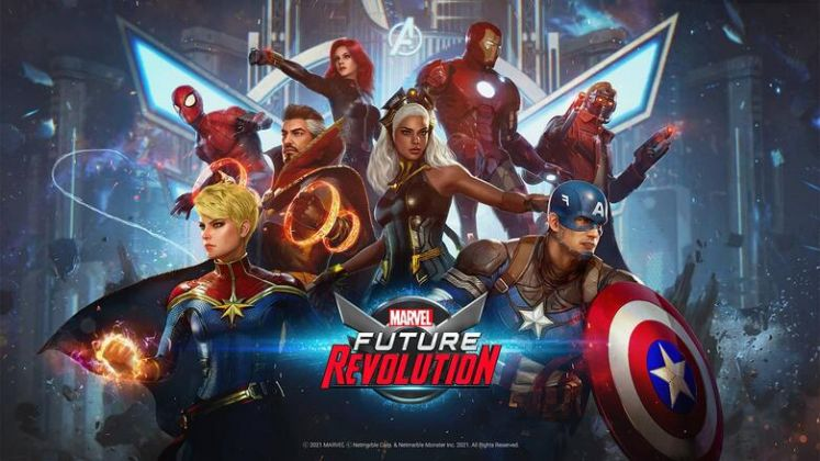 Guía para principiantes sobre jugar Marvel Future Revolution