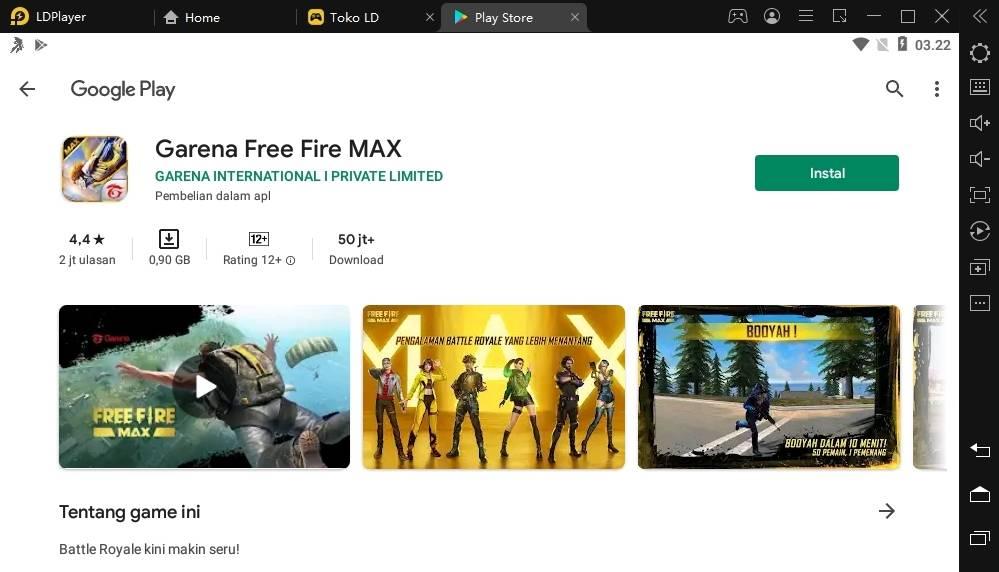 Bermain Free Fire MAX di PC Menggunakan Emulator LDPlayer dan Tips Agar Kalian Semakin Jago!