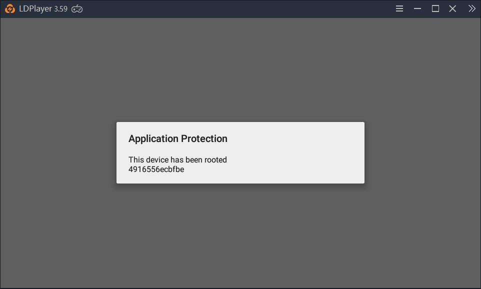 Perbaiki aplikasi Android yang diinstal yang tidak berfungsi pada LDPlayer