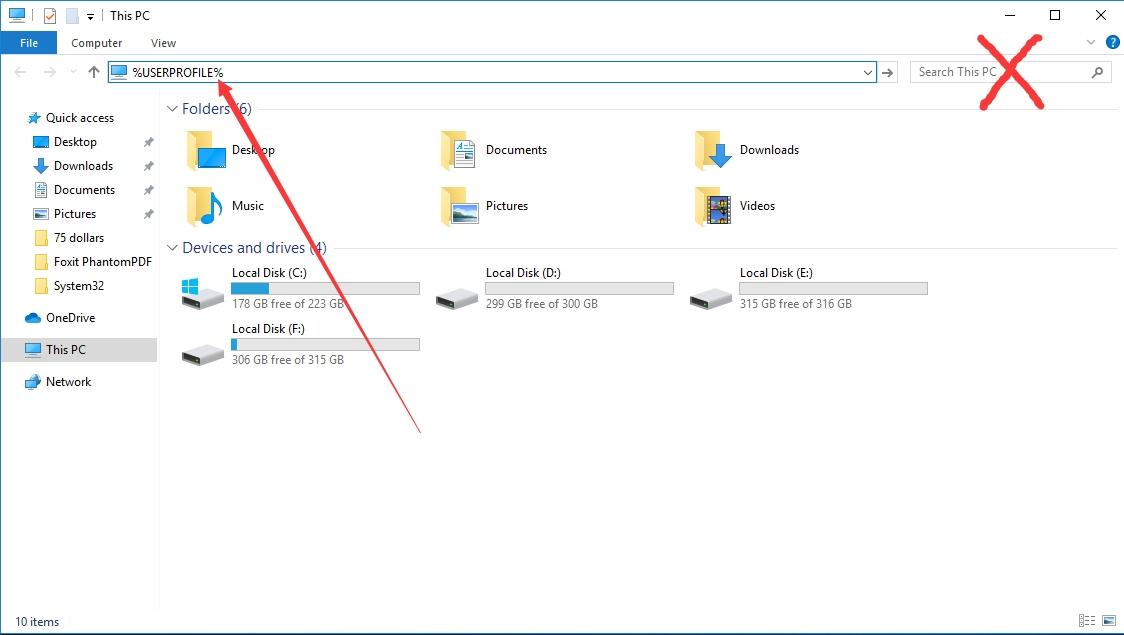 Perbaiki Gagal mendapatkan antarmuka COM (InvalidVirtualBox)