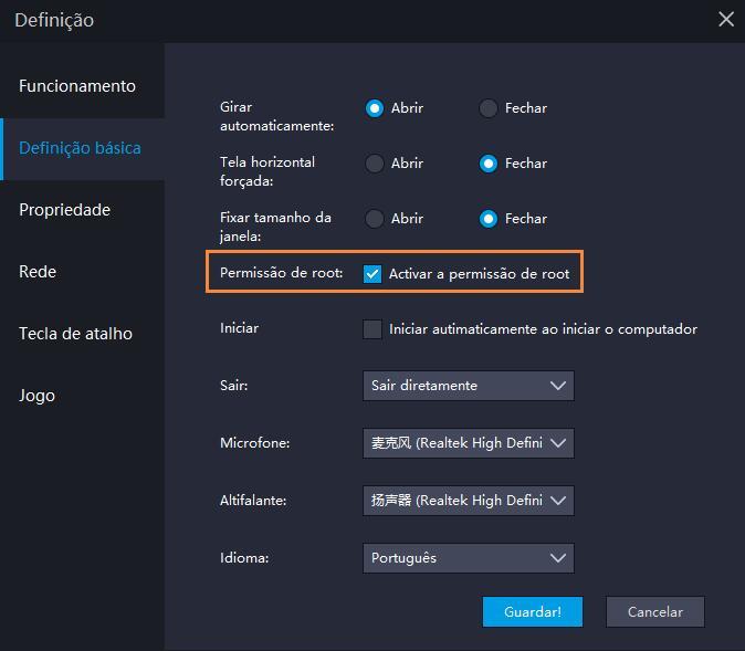 Solução para aplicativo Android instalado que não esteja funcionando no LDPlayer