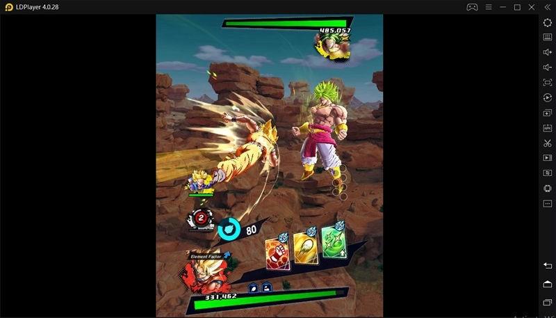 Como jogar Dragon Ball Legends no PC