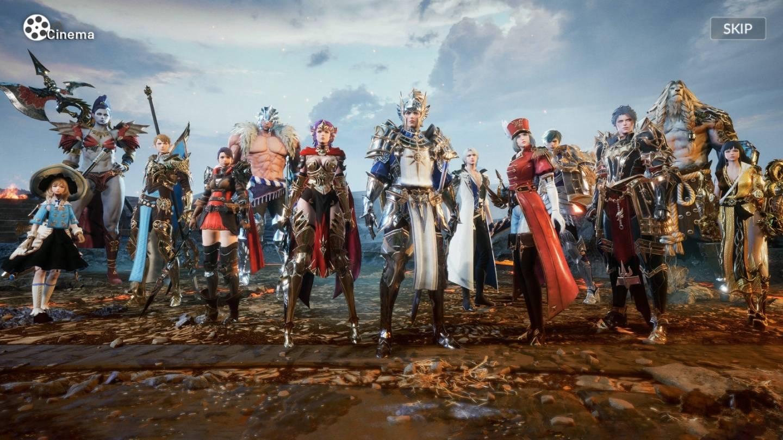 Seven Knights 2 será lançado em novembro!