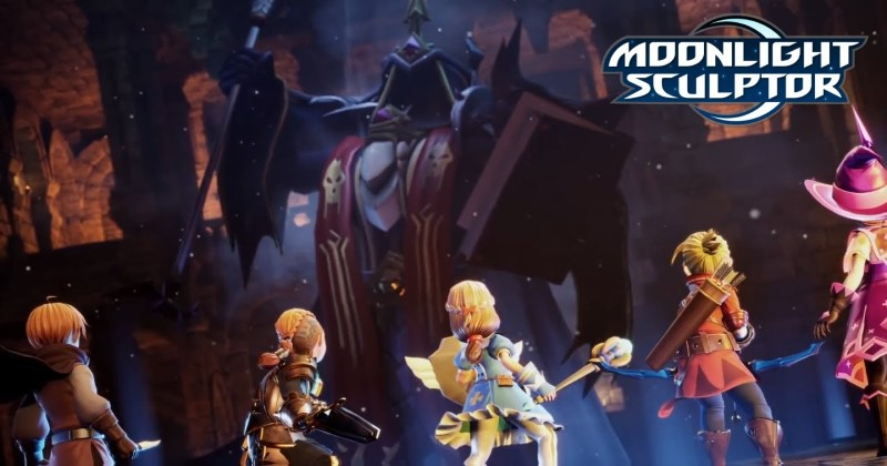 Lançamento global de Moonlight Sculptor   Guia de pré-registro e personagens