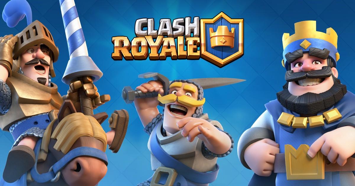 Atualização de Clash Royele