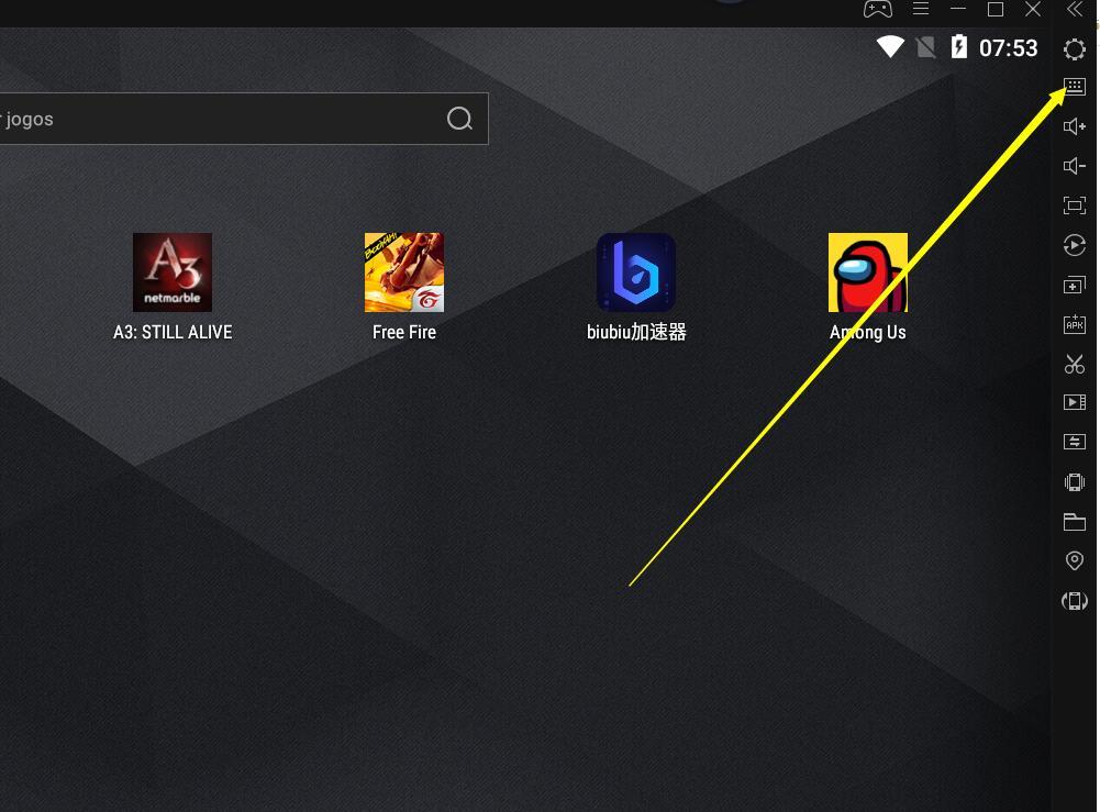 Como resolver falha ao conectar o rede no emulador ?