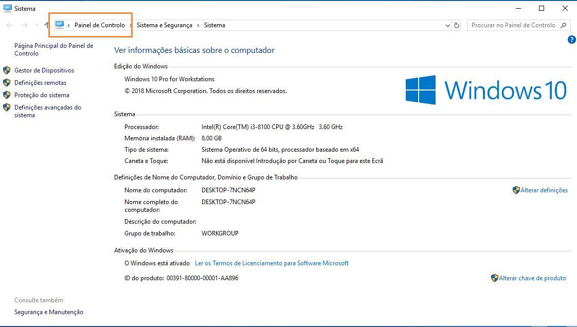 Desinstalar atualização KB4100347 de Windows 10 para melhorar o desempenho da CPU em 10%
