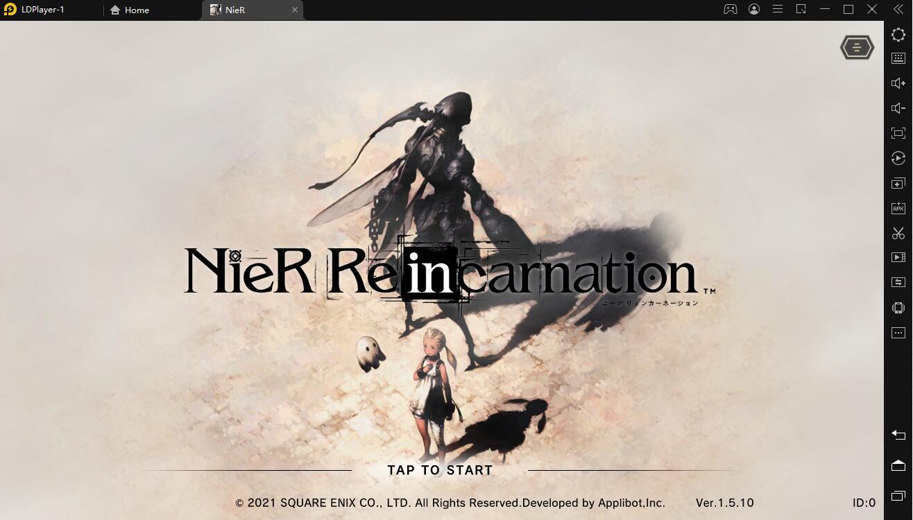 NieR Re[in]carnation западной версии выйдет 28 июля    Как играть в «NieR Re[in]carnation» на пк