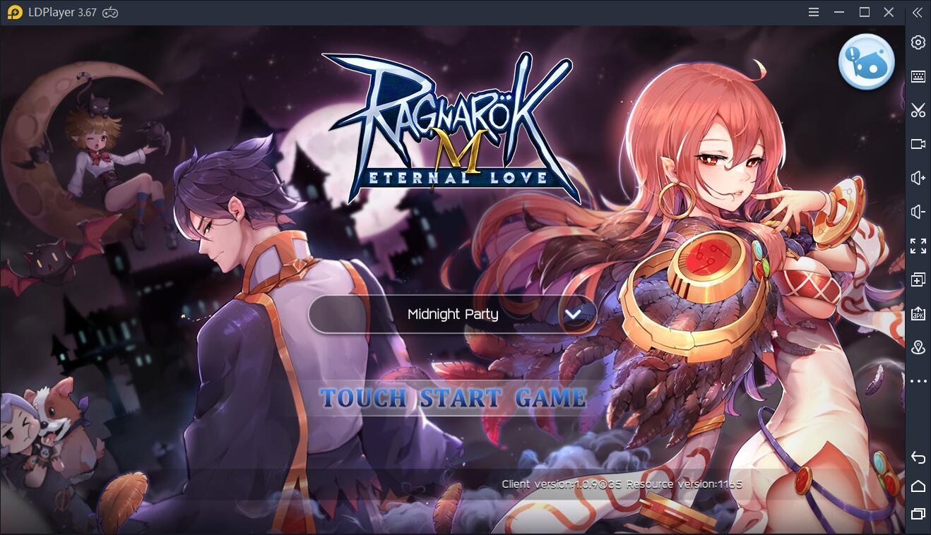 มาเล่น Ragnarok M : Eternal Love(ROM) ด้วย LDPlayer