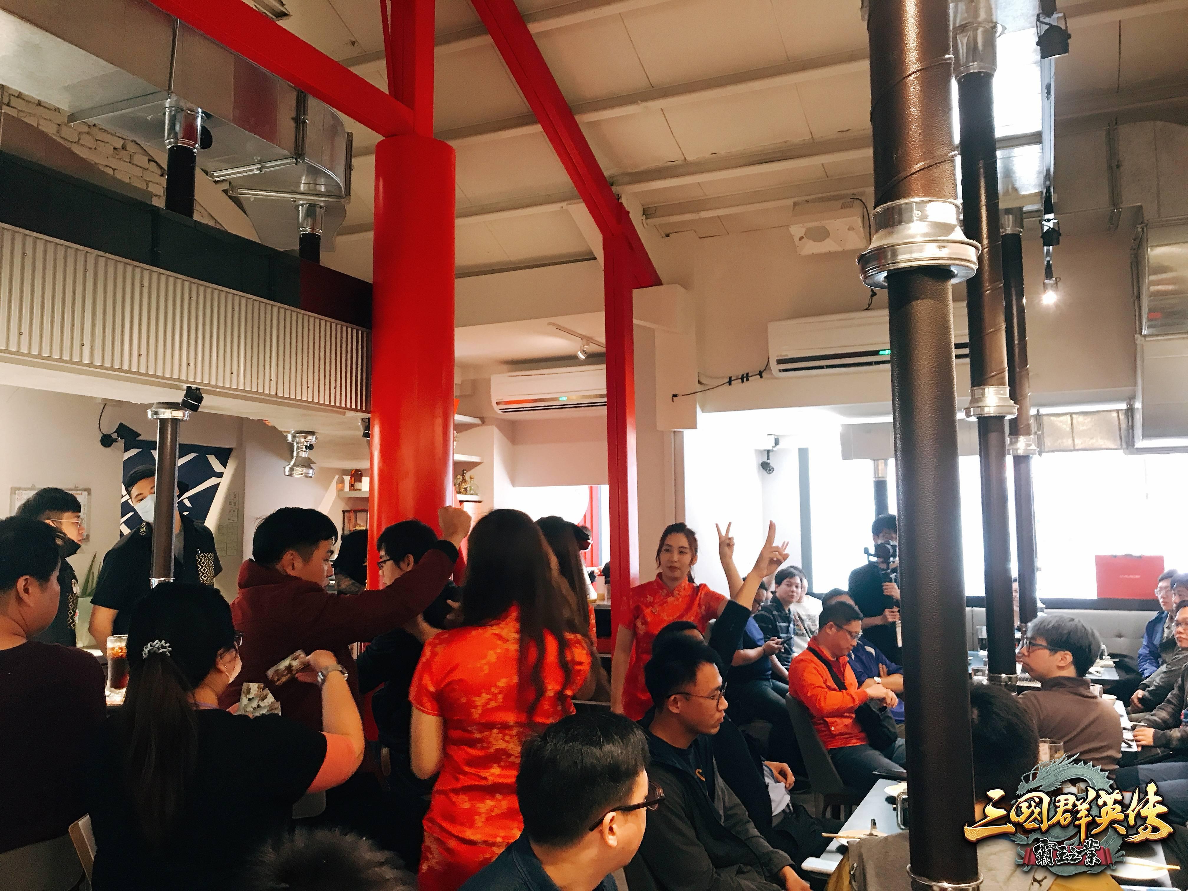 《三國群英傳-霸王之業》三週年玩家見面會圓滿落幕 台北、台中活動現場回顧大公開
