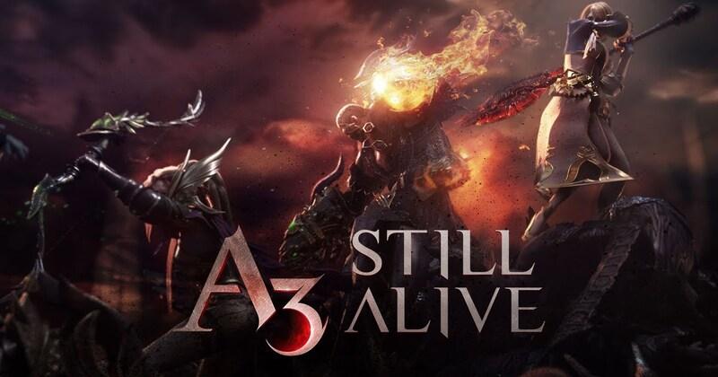 A3: Still Alive: Hướng dẫn dành cho người mới bắt đầu cấp độ tiếp theo