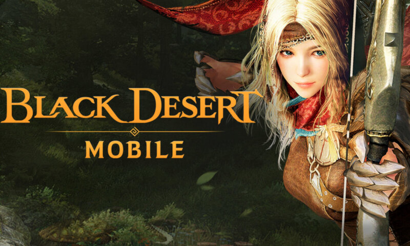 Black Desert Mobile: Top early game Tips