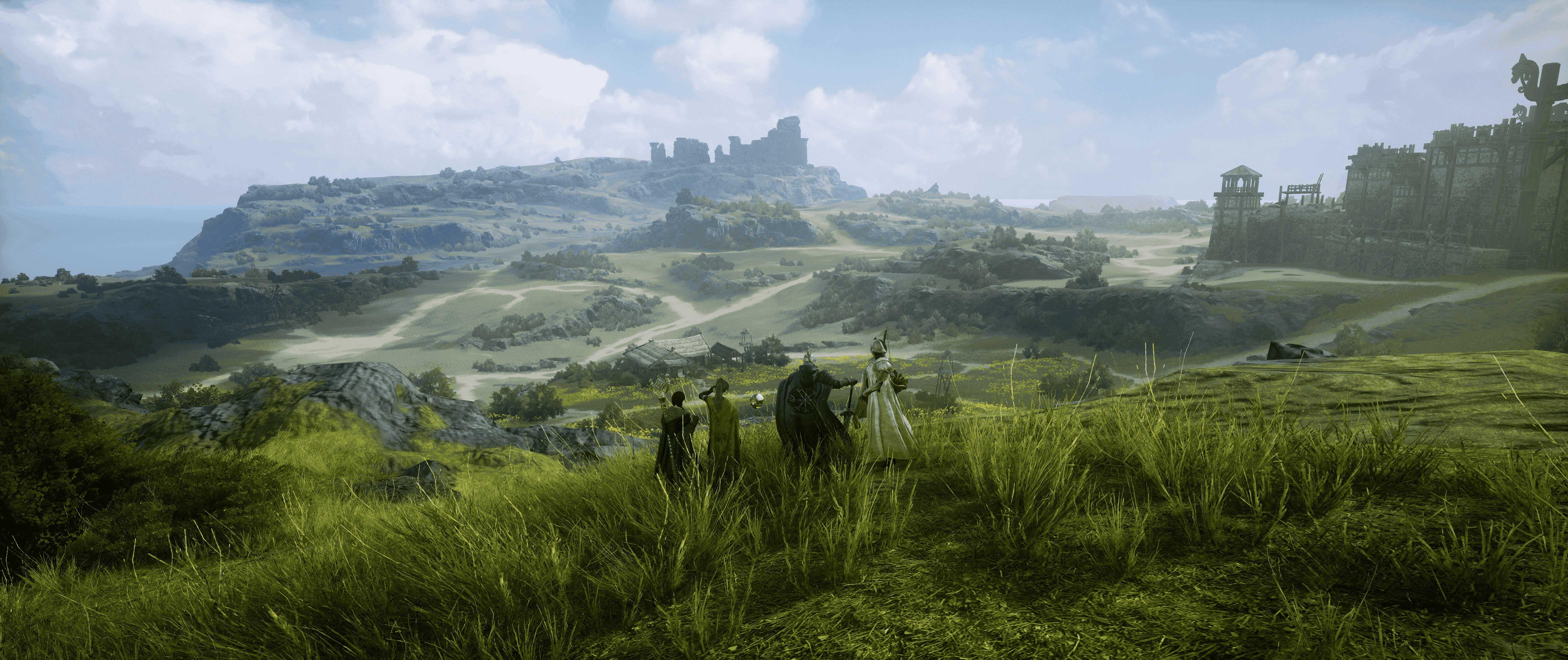 PC、手機雙平台北歐神話MMORPG《奧丁:神叛》官網更新全新內容與遊戲圖素曝光