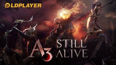 Como jogar A3: STILL ALIVE no pc ?