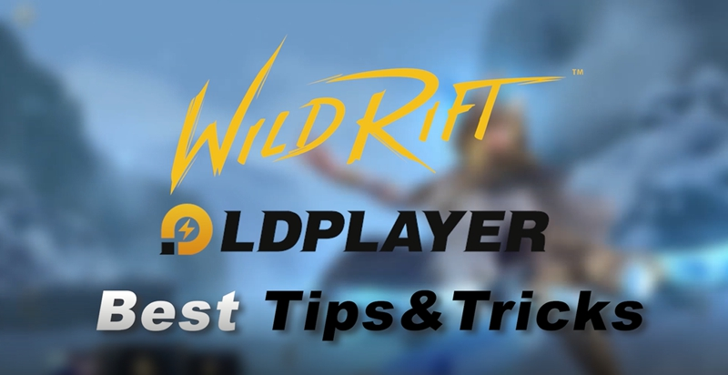 Wild Rift Best Tips&Tricks | Play League...