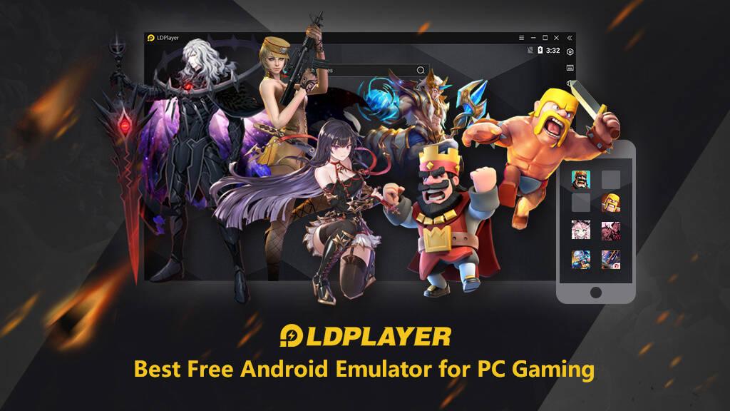 LDPlayer 4: nuevas funciones y mejoras c...