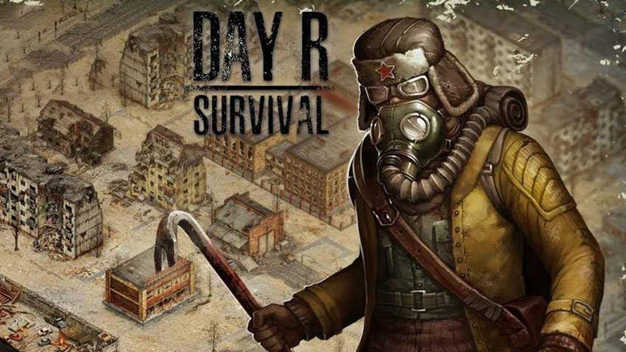 Играть в Day R Survival: Выживание беспл...