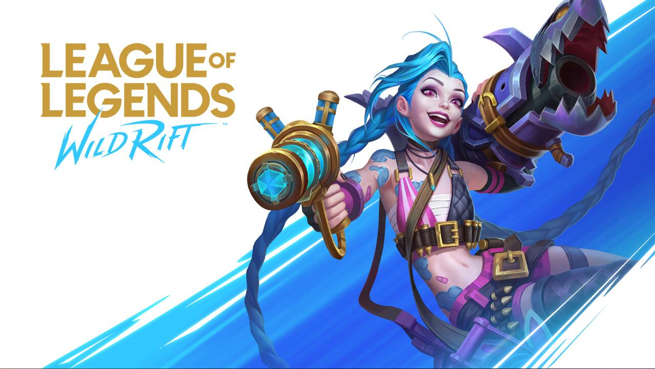 League of Legends(LOL): Wild Rift เปิด C...