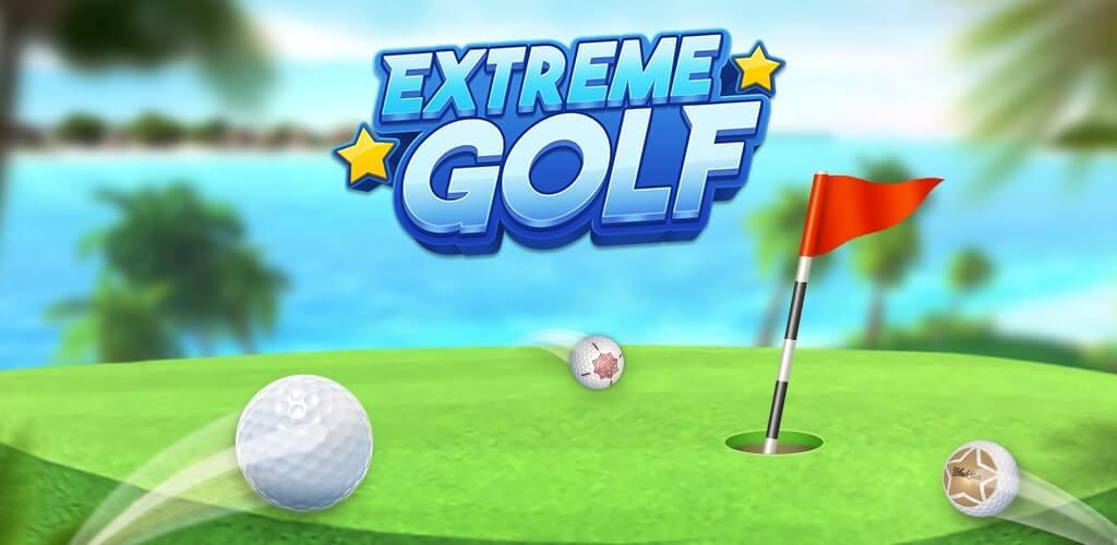 《Extreme golf》今日v1.6.0改版 追加新巡迴賽以及高爾夫球