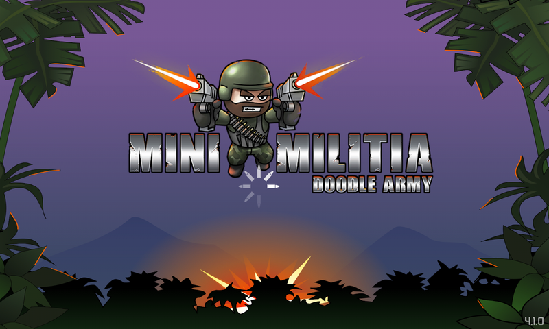 Mini Militia - Doodle Army 2: How to win...